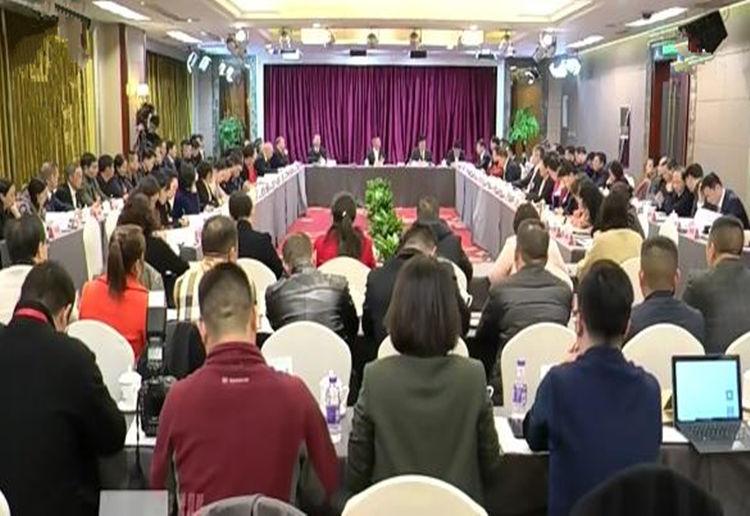 胡忠雄参加浏阳市代表团审议