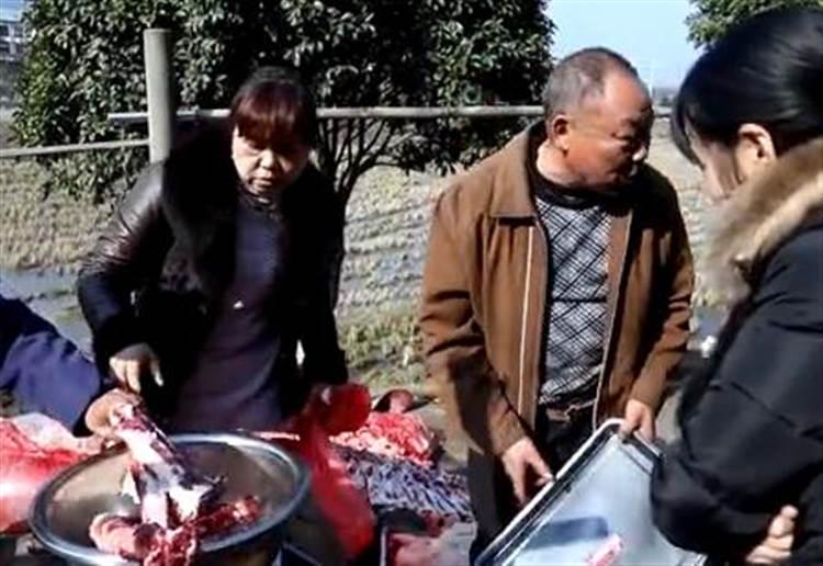 长沙县700斤牛肉销售一空 贫困户增收三万余元