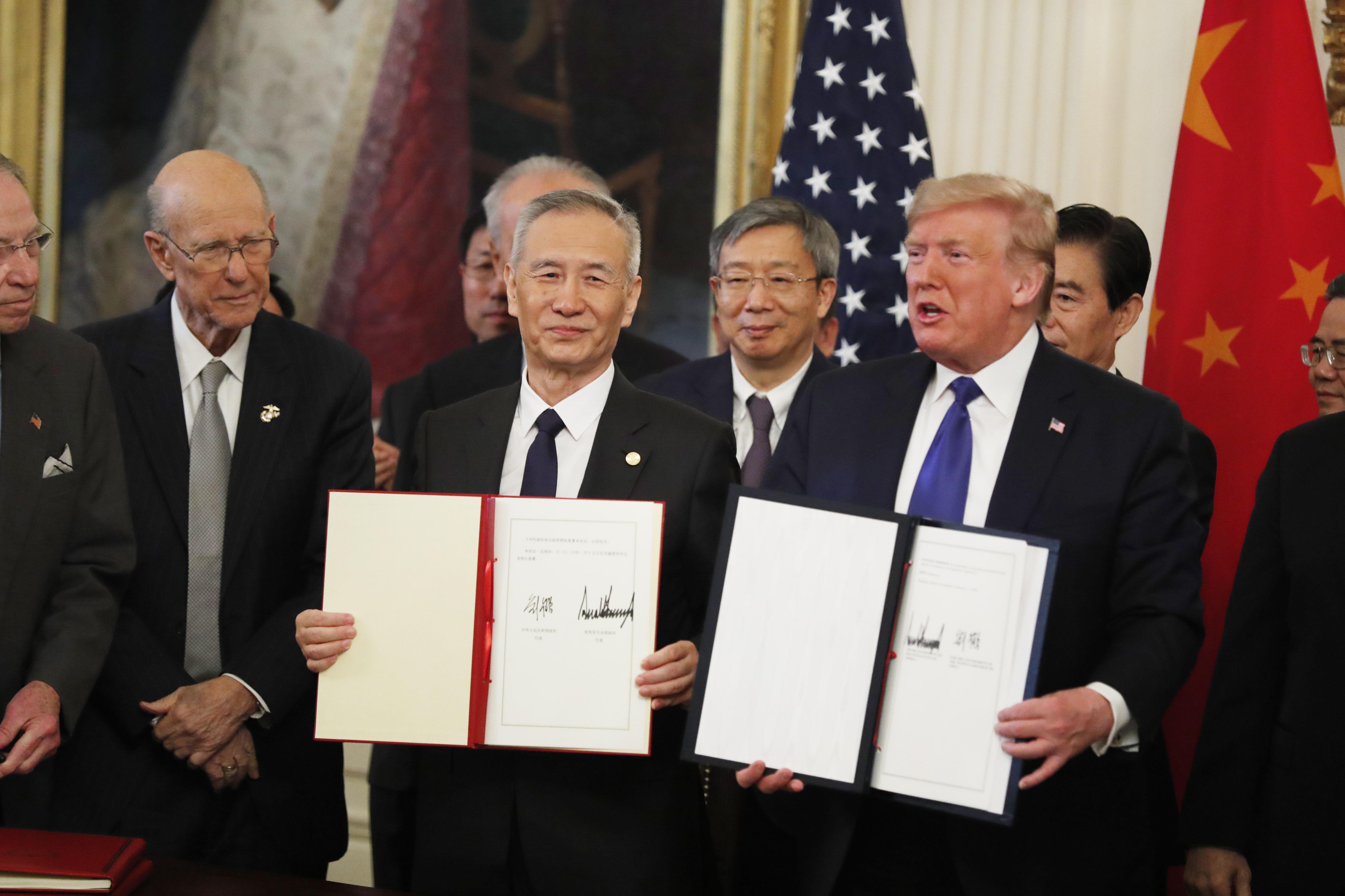 中美协议签了啥?人民日报这篇文章说明白了......