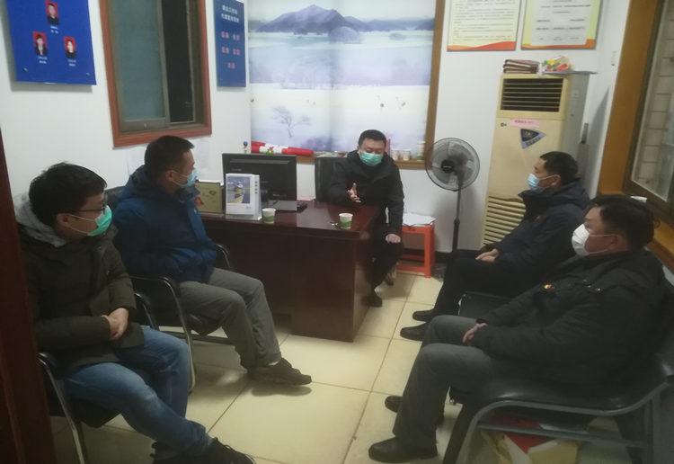长沙市知识产权局丨疫情防控工作组深入社区积极开展防疫工作