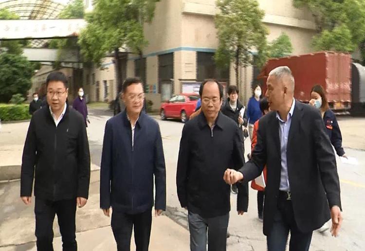 """市领导赴长沙县开展""""民企大走访、同心促发展""""暖企活动"""