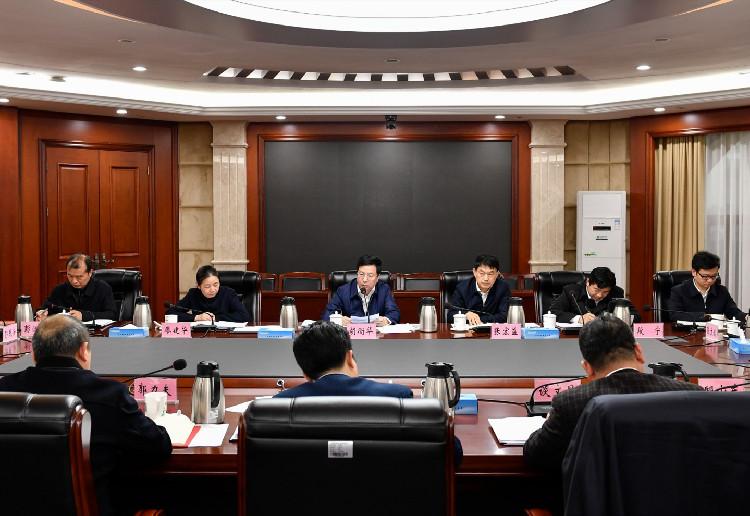胡衡华调研浏阳市经济社会发展情况
